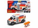 Dickie Ambulans biały 30 cm