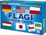 Adamigo Gra Memory Flagi