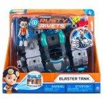 Spin Master Rusty Rivets pojazd