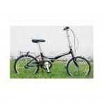 Rower Składak Składany Alu Folta Cruz 3-Biegowy