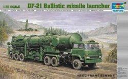 TRUMPETER DF-21 Ballisti c