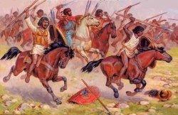 Zvezda The Numidian Cavalry