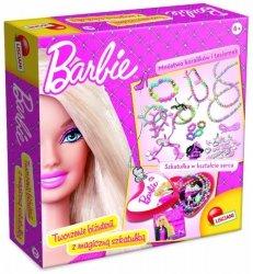 Liscianigiochi Art&Craft, Barbie, Biżuteria z perełkami