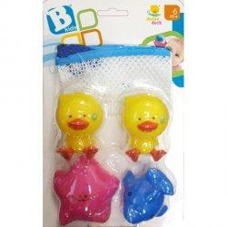 B-kids Zestaw kąpielowy z kaczuszkami