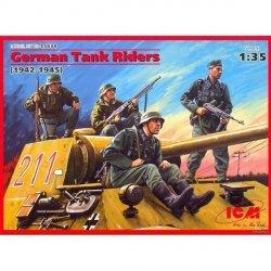 Icm German Tank Riders 1942-1945