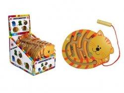 Kot, zabawka magnetyczna