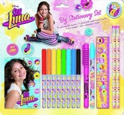 Jiri Models Soy Luna Duży zestaw przyborów szkolnych