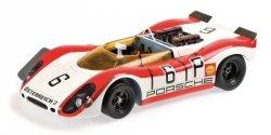 MINICHAMPS Porsche 908/02 Spyder #6 Lins/Attwood 1000 km Nurburgring 1969