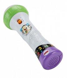 Fisher Price Mikrofon Malucha Śpiewaj i nagrywaj