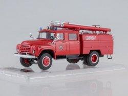 SSM Fire Engine AC-40 (Z IL-130) Cuba
