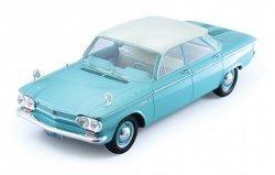 PREMIUM X Chevrolet Corvair 4-Doors Sedan 1961 (light green/white roof without showcase)