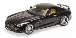 MINICHAMPS Brabus 600 auf Basis Mercedes-Benz AMG GT S 2015 (black)