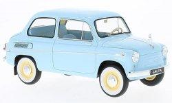 IXO Saporoshez 965AE Jalta Jalta Export Version First Generation 1963 (light blue)