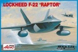 Aeroplast F-22A Raptor
