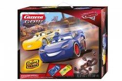 Carrera GO!!! Tor wyścigowy Disney/Pixar Cars 3 - Chłodnica Górska