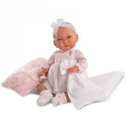 Llorens Lalka Lala w różowej sukience 42 cm