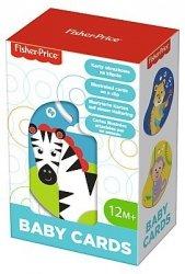 Trefl Baby Cards - Zwierzątka