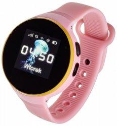 Garett Electronics Smartwatch zegarek Kids Smile różowy