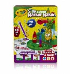 Crayola Fabryka zapachowych markerów Silly scents