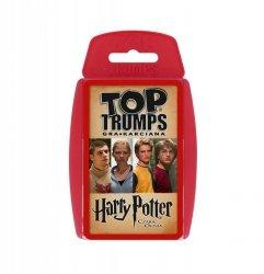 Winning Moves Gra karciana Top Trumps Harry Potter i Czara Ognia