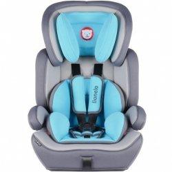 Foteliki samochodowe Levi Plus Błękitny