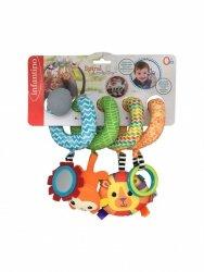 B-kids Spiralka do wózka ze zwierzątkami Infantino