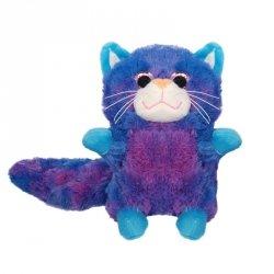 Beppe Pluszak Kot Chealse siedzący 16 cm niebieski