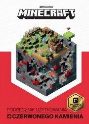 Egmont Książeczka Minecraft. Podręcznik użytkowania czerwonego kamienia