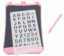 Tablet do rysowania CreoTab różowy