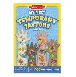 Melissa & Doug Zestaw tatuaży Mój pierwszy tatuaż - niebieski