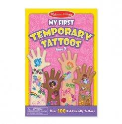 Zestaw tatuaży Mój pierwszy tatuaż - różowy