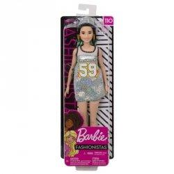 Mattel Lalka Barbie Fashionistas Modne Przyjaciółki Wysoka Czarne włosy