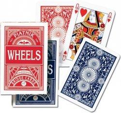 Piatnik Karty Popularne Ekspozytor 12 sztuk - po 6 sztuk z 2 rodzajów