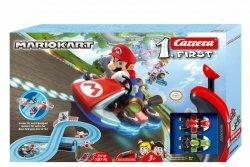 Carrera Tor wyścigowy First na baterie Nintendo Mario Kart 2,4m