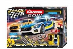 Carrera Tor wyścigowy GO!!! Super Pursuit 8,4m