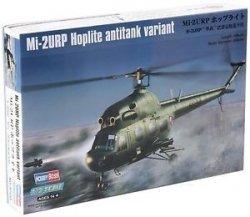 Model plastikowy Helikopter mi-2URP wariant przeciwpancerny Hoplite