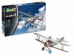 Revell Model plastikowy Nieuport 17