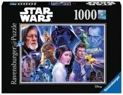 Ravensburger Puzzle 1000 elementów - Star Wars Kolekcja 1