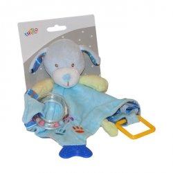 Axiom Przytulanka New Baby Miluś z dodatkami Piesek 25 cm