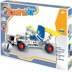 Dromader Zestaw konstrukcyjny Konstruktor metal Pojazd