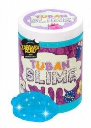 TUBAN Masa plastyczna Super Slime Brokat neon niebieski 1 kg