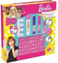Zestaw do paznokci Barbie