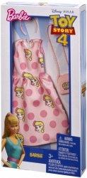 Mattel Ubranka dla Barbie Fashion zestaw FXK78