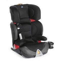 Fotelik samochodowy Oasys Fixplus Evo Jet Black