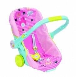 Zapf Nosidełko podróżne i wózek 3w1 Baby Born