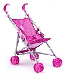 Woodyland Wózek dla lalek Jednorożec
