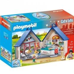 Playmobil Zestaw figurek Przenośny imbis