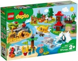 LEGO Polska Klocki DUPLO Zwierzęta świata