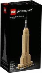 LEGO Polska Klocki Architecture Empire State Building