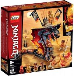 LEGO Polska Klocki Ninjago Ognisty kieł